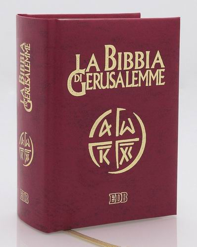 NUOVA BIBBIA DI GERUSALEMME 2009 ED. PLASTIFICATA