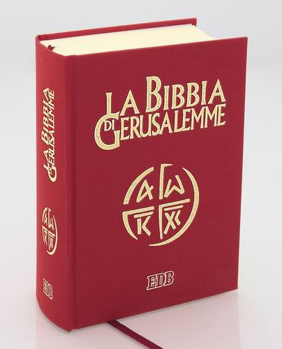 Nuova Bibbia di Gerusalemme 2009 Ed. Telata